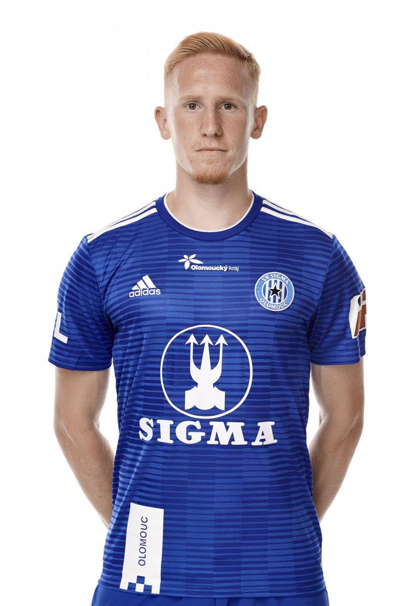 100% authentic dddda 9c8ee A tým - Václav Jemelka   SK Sigma Olomouc - Oficiální web fotbalového klubu