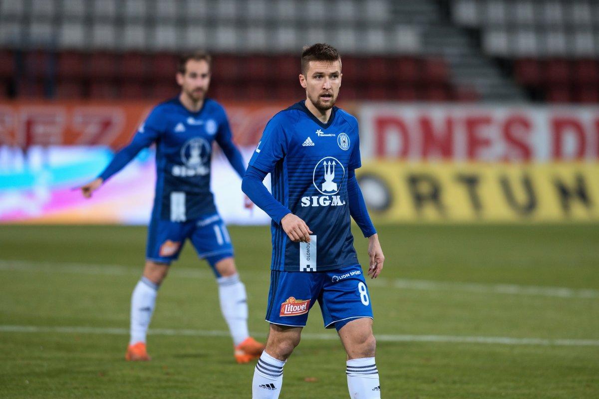 David Houska odehrál v sobotu 150. ligový zápas | SK Sigma Olomouc -  Oficiální web fotbalového klubu